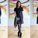 Outfit Highlight: A Simple LBD Goes a Long Way