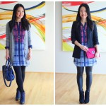 Outfit Highlight: An Oversized Tunic from Day to Night