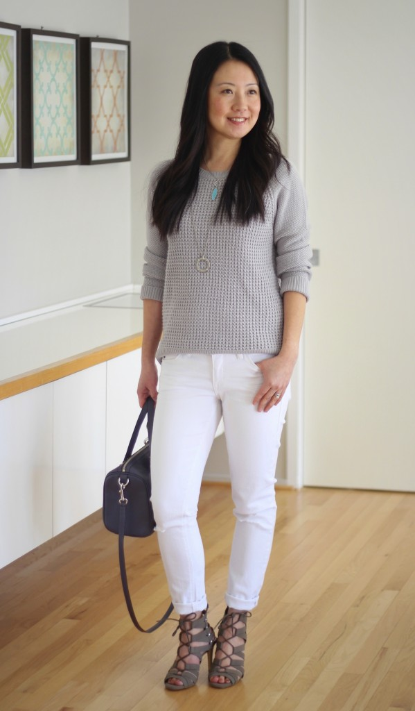 The Spring Pullover