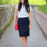 Outfit Highlight: A Little Red, White and Blue