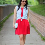 Outfit Highlight: Little Red Dress