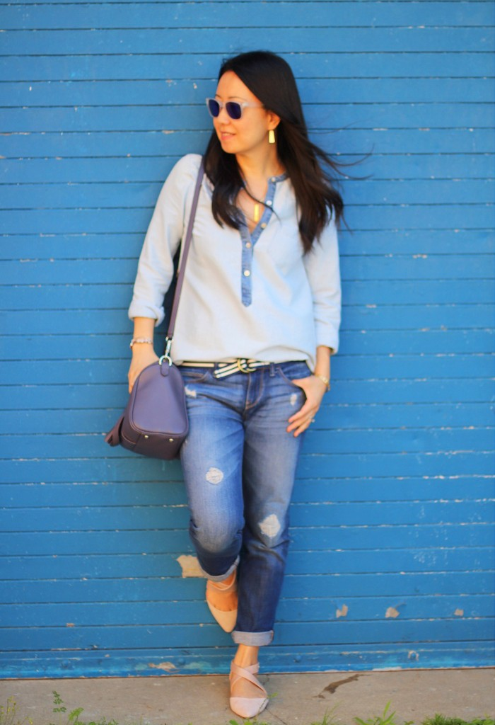 A Denim Kinda Weekend 4 | My Rose Colored Shades