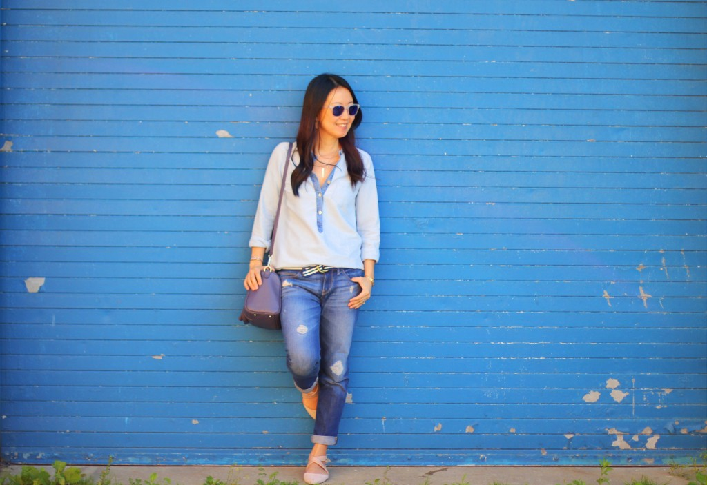 A Denim Kinda Weekend 8 | My Rose Colored Shades