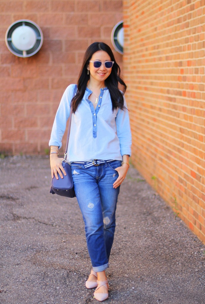 A Denim Kinda Weekend 1 | My Rose Colored Shades