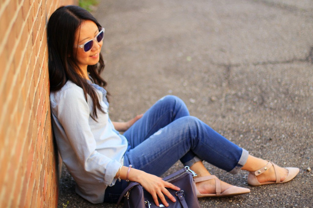 A Denim Kinda Weekend 7 | My Rose Colored Shades