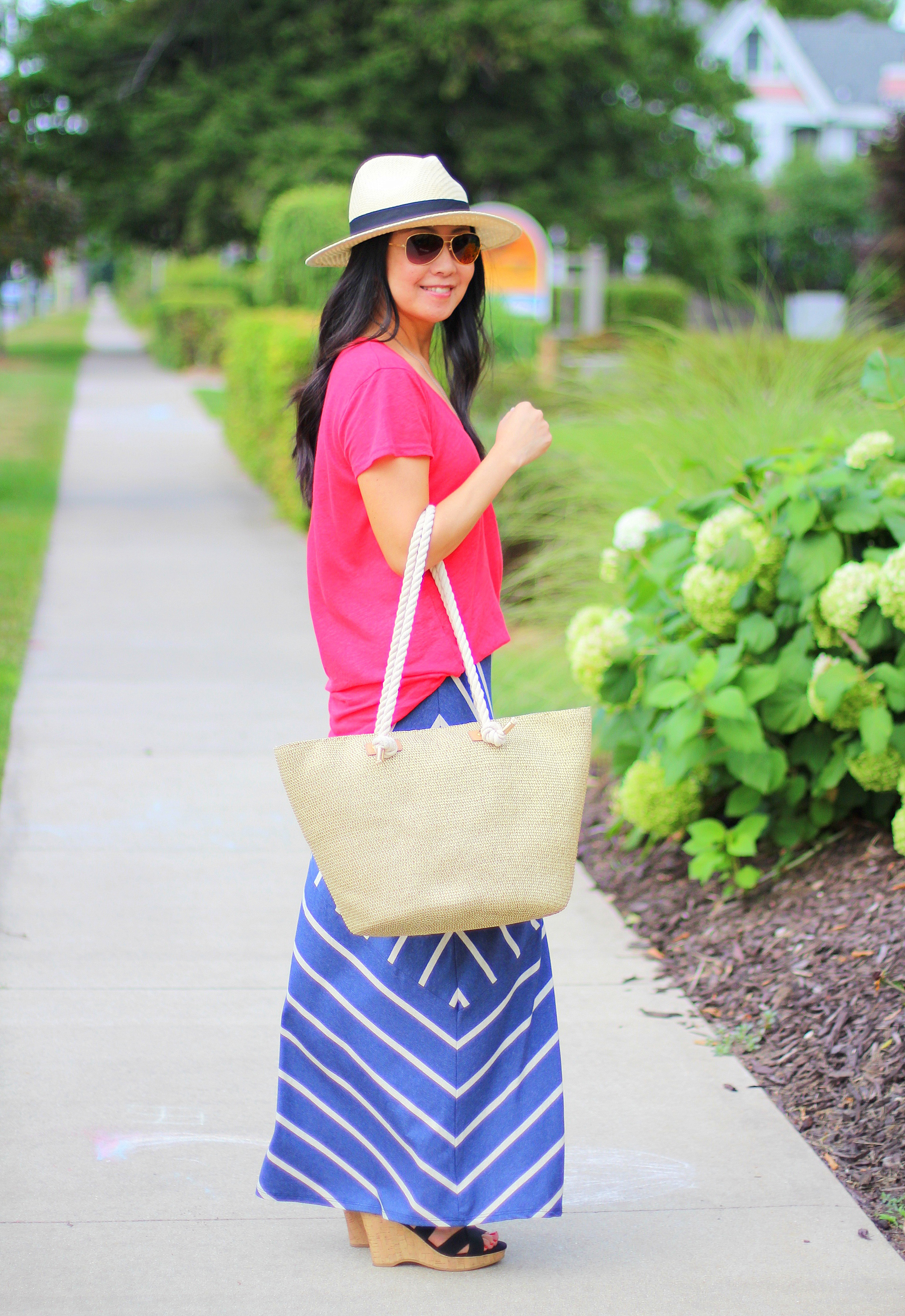 Outfit Highlight Easy Breezy By The Shore My Rose
