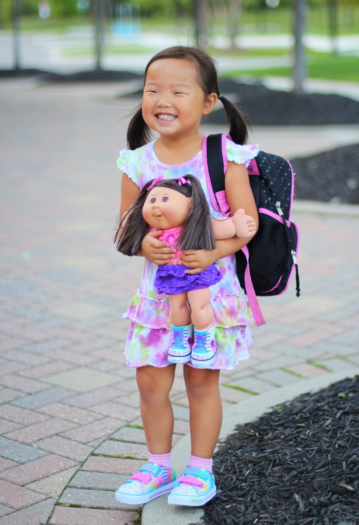 Back to School with Skechers 2
