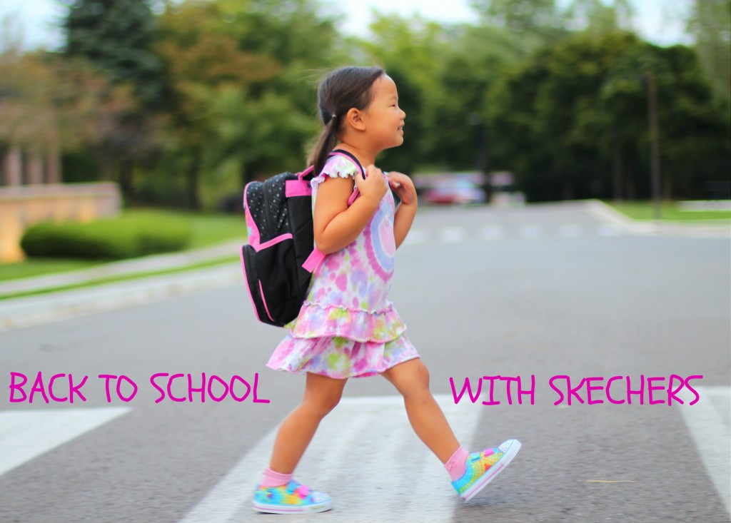 Back to School with Skechers 1