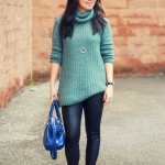 Outfit Highlight: Winter Uniform & GIVEAWAY