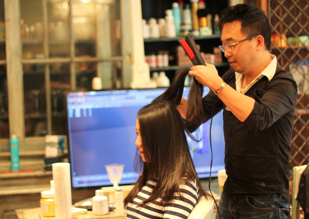 Salon Hiro, Yuko, straight perm, best chicago hair stylist, Chicago