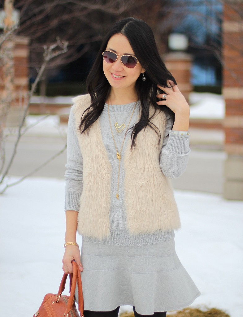 Fur, Flare, Fitted Boots