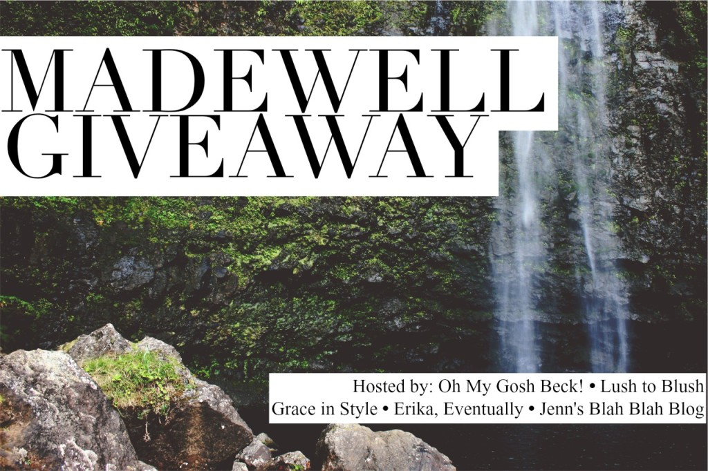 Madewell Giveaway