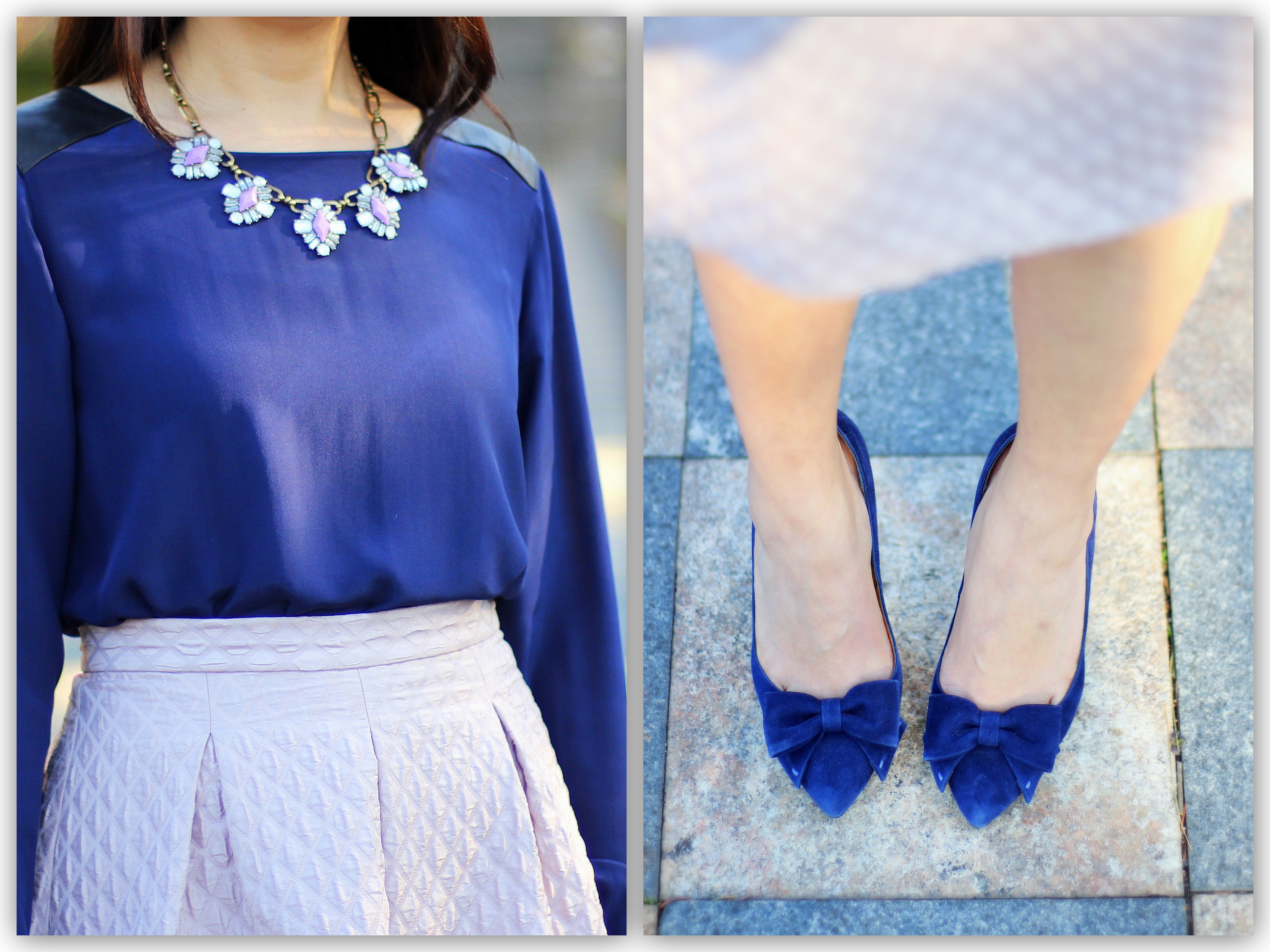 Outfit Highlight Lovely In Lilac My Rose Colored Shades