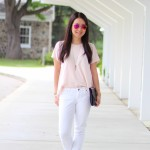 Outfit Highlight: Jeans and Tee