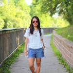 Outfit Highlight: Holding on to Summer