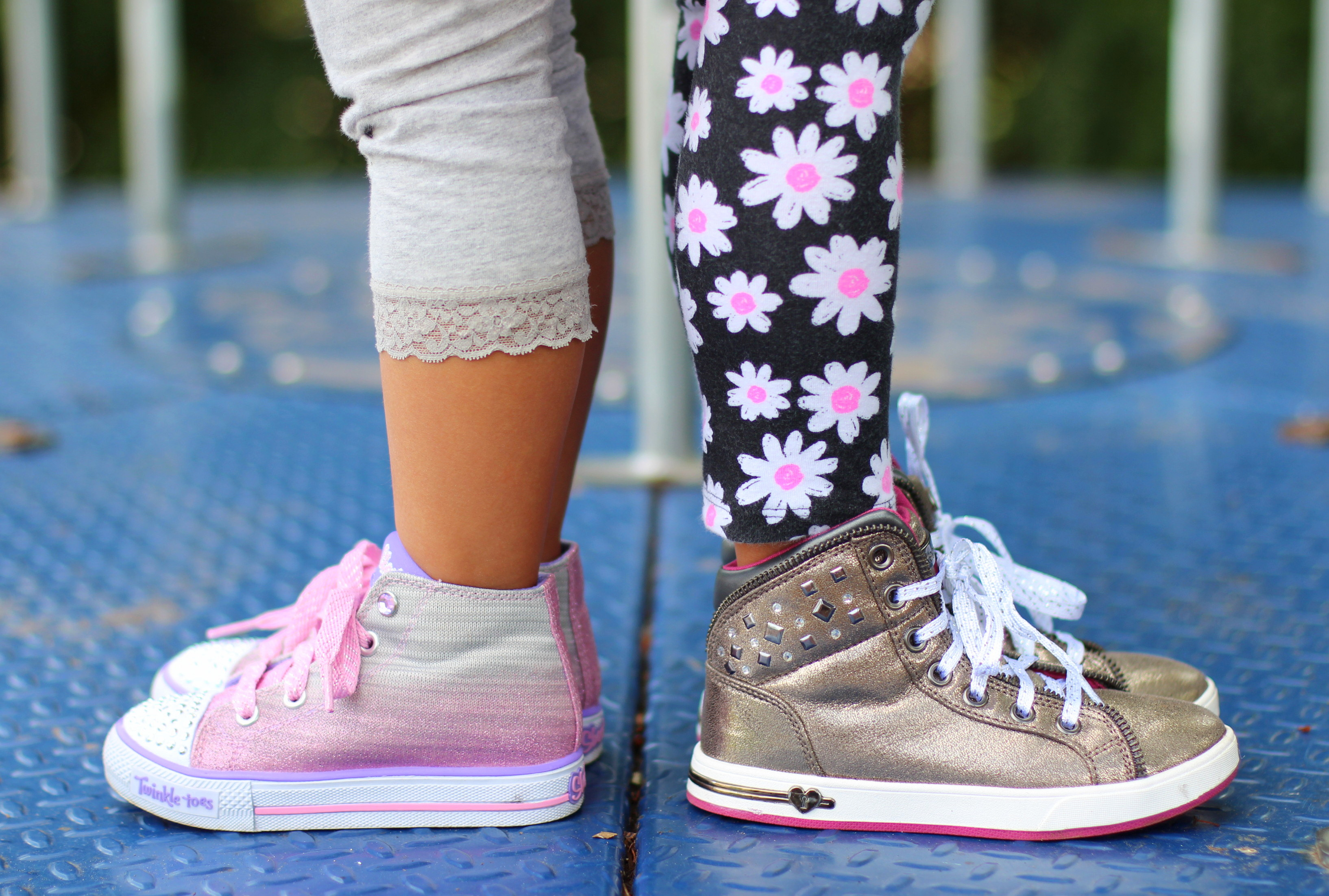 Gearing Up for School with #SKECHERS