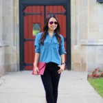 Outfit Highlight: Jewel Tones