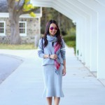 Outfit Highlight: Plaid and Stripes