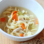Recipe Highlight: Quick-And-Easy Chicken Noodle Soup