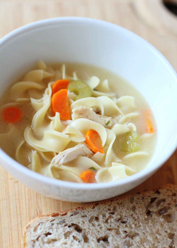 chicken noodle soup, cold, fall, dinner, main dish, warm soup, food, recipe, quick and easy