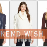 Weekend Wish List – Nordstrom Sale